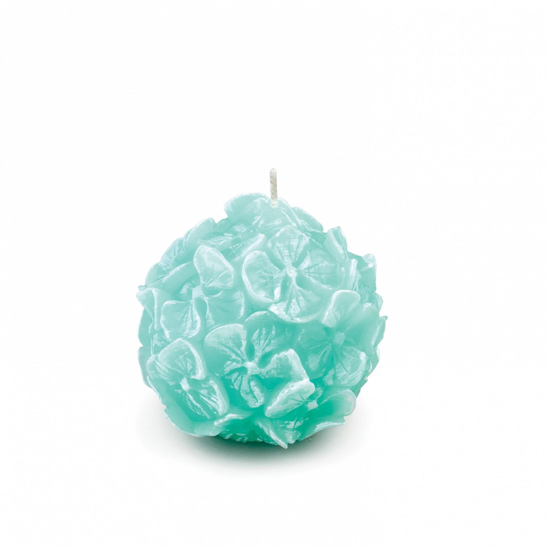 Vela Bola de trevos cor verde